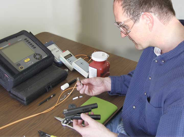New Levels of Electrical Safety Through Fiber Optics
