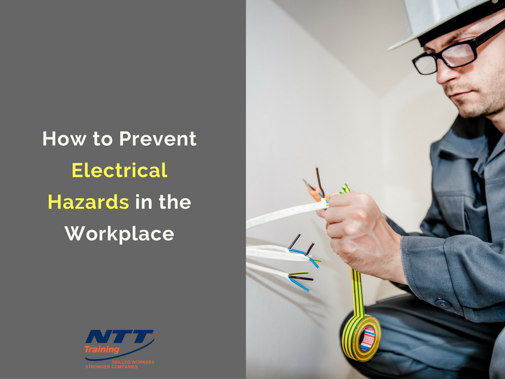How to Prevent Electrical Hazards in the Workplace