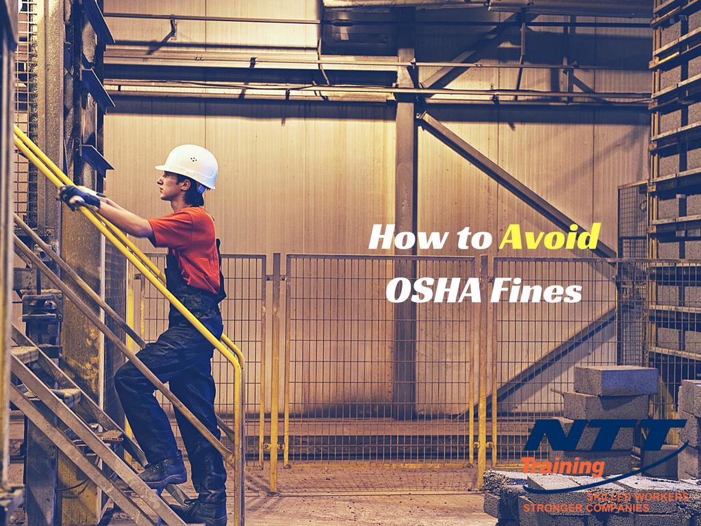 How to Avoid OSHA Fines
