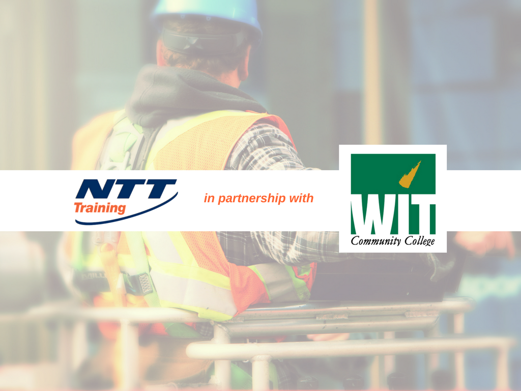 NTT Training partners with WITCC