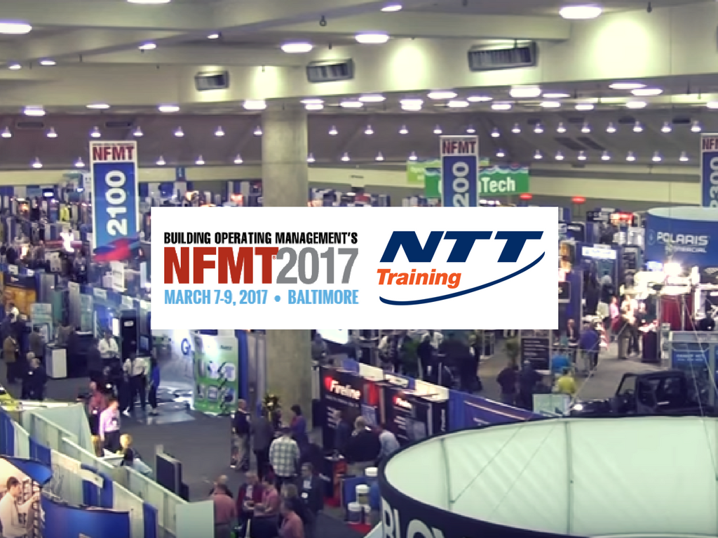 NTT Inc will be at National Facilities Management and Technology Conference!