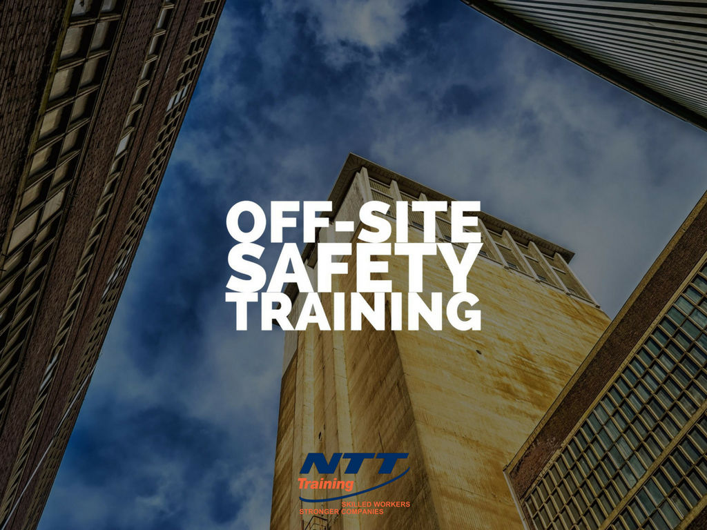 Off-Site Safety Training Seminars: What are the Advantages?