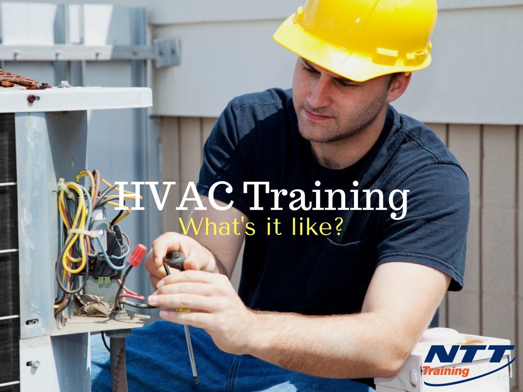 HVAC Training: What is it Really Like?