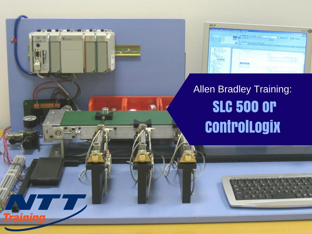 Allen Bradley Training: SLC 500 or ControlLogix Control Systems