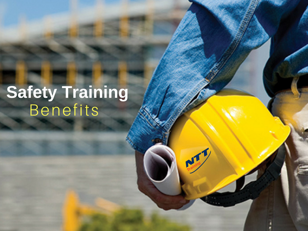 Safety Training Benefits: What can You Gain?