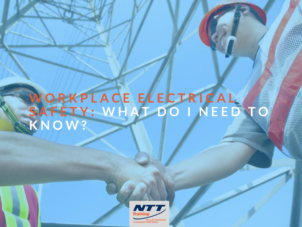 Workplace Electrical Safety: What do I need to Know?