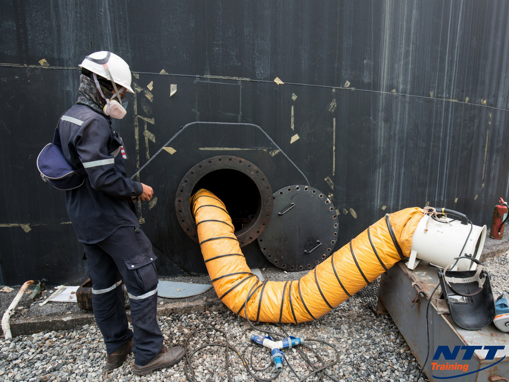 OSHA Confined Space Entry Safety Training for your Business
