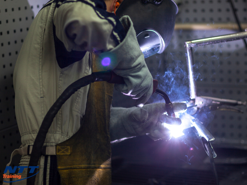 Welding Certifications to Help Your Brightest Workers Move Forward