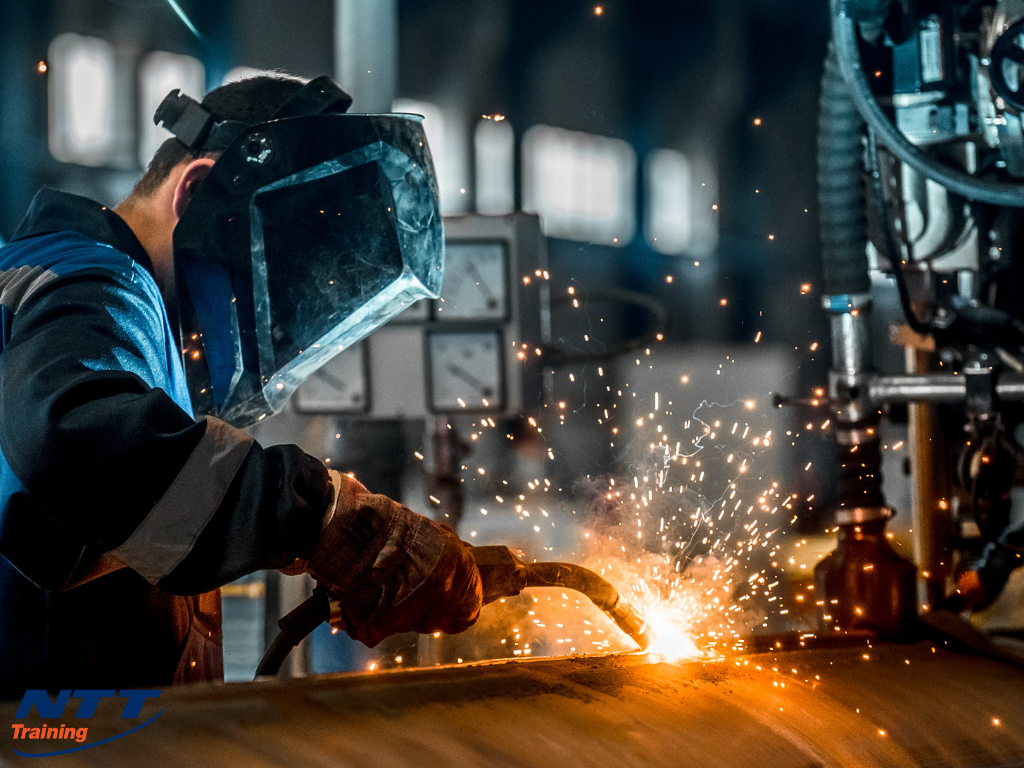 Welding Certification: Safety and Industrial Training for Beginners