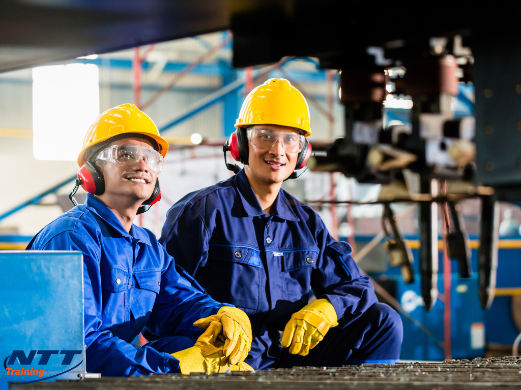 Industrial Safety Training: Something for Every Worker to Learn!